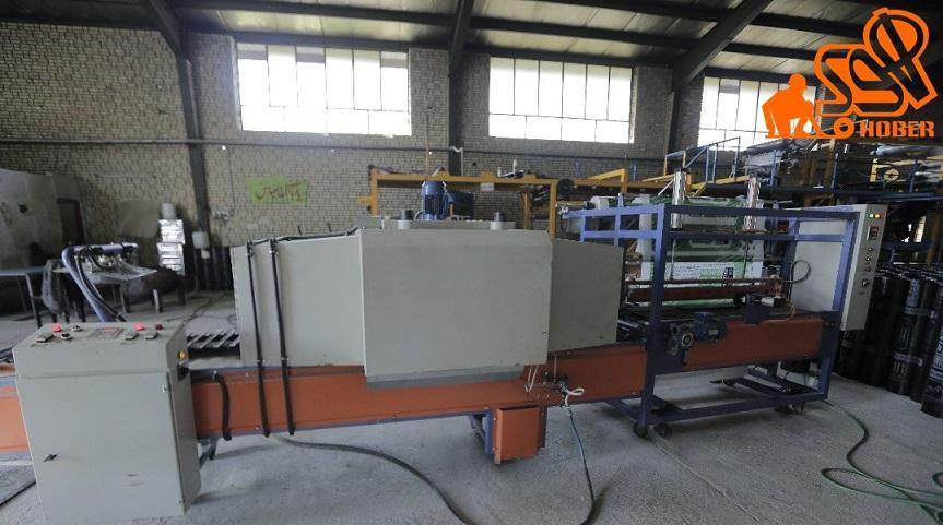 تولیدکنندگان ایزوگام در ایران
