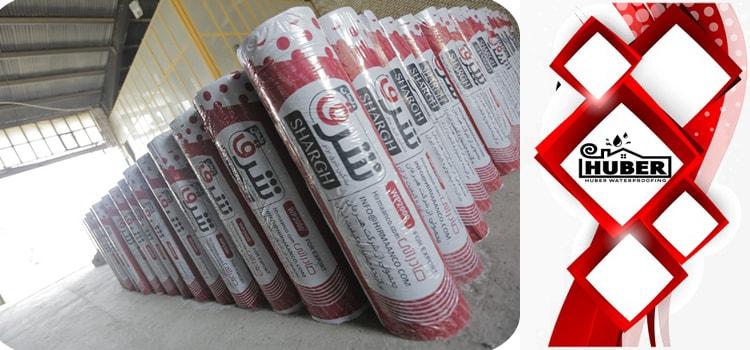 قیمت هر رول ایزوگام