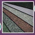 قیمت ایزوگام طرحدار با کیفیت پلیمری در رنگ های متنوع