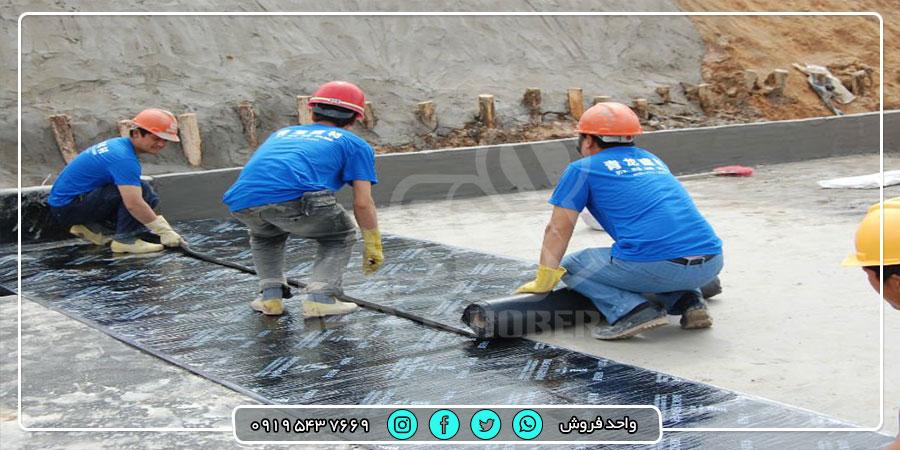 باتوجه به ساخت و سازهای عمده ای که در چند دهه اخیر صورت گرفته است، استفاده از ایزوگام به عنوان یکی از اصلی ترین مصالح در ساخت و ساز ها مورد استفاده قرار می گیرد.