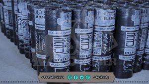 قیمت رول ایزوگام