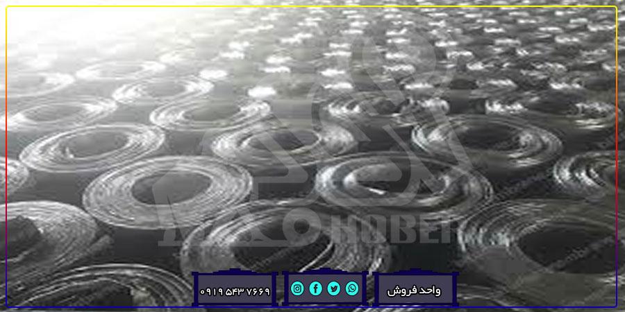 ایزوگام استاندارد خرید بی واسطه کارخانه تبریز